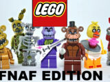 LEGO:Five Nights Edition