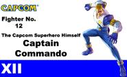 MvCA CaptainCommandoCard