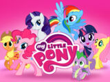 My Little Pony (Live Action/CGI Film)