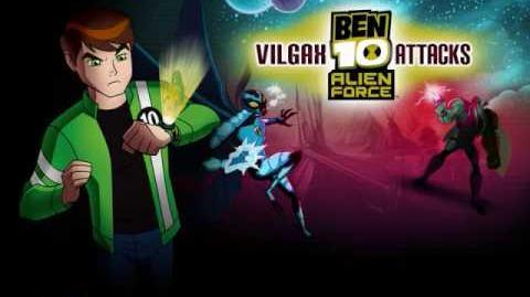 Ben 10 alien force vilgax attacks ost vulpin battle theme