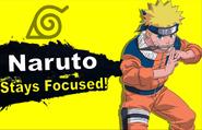Naruto SSB4 Reveal