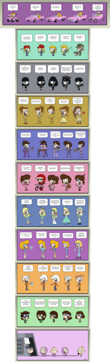 Loud House Through the Ages-0