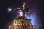 Okay Productions 1993-2001 Logo 1