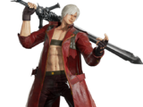 Dante (M.U.G.E.N Trilogy)