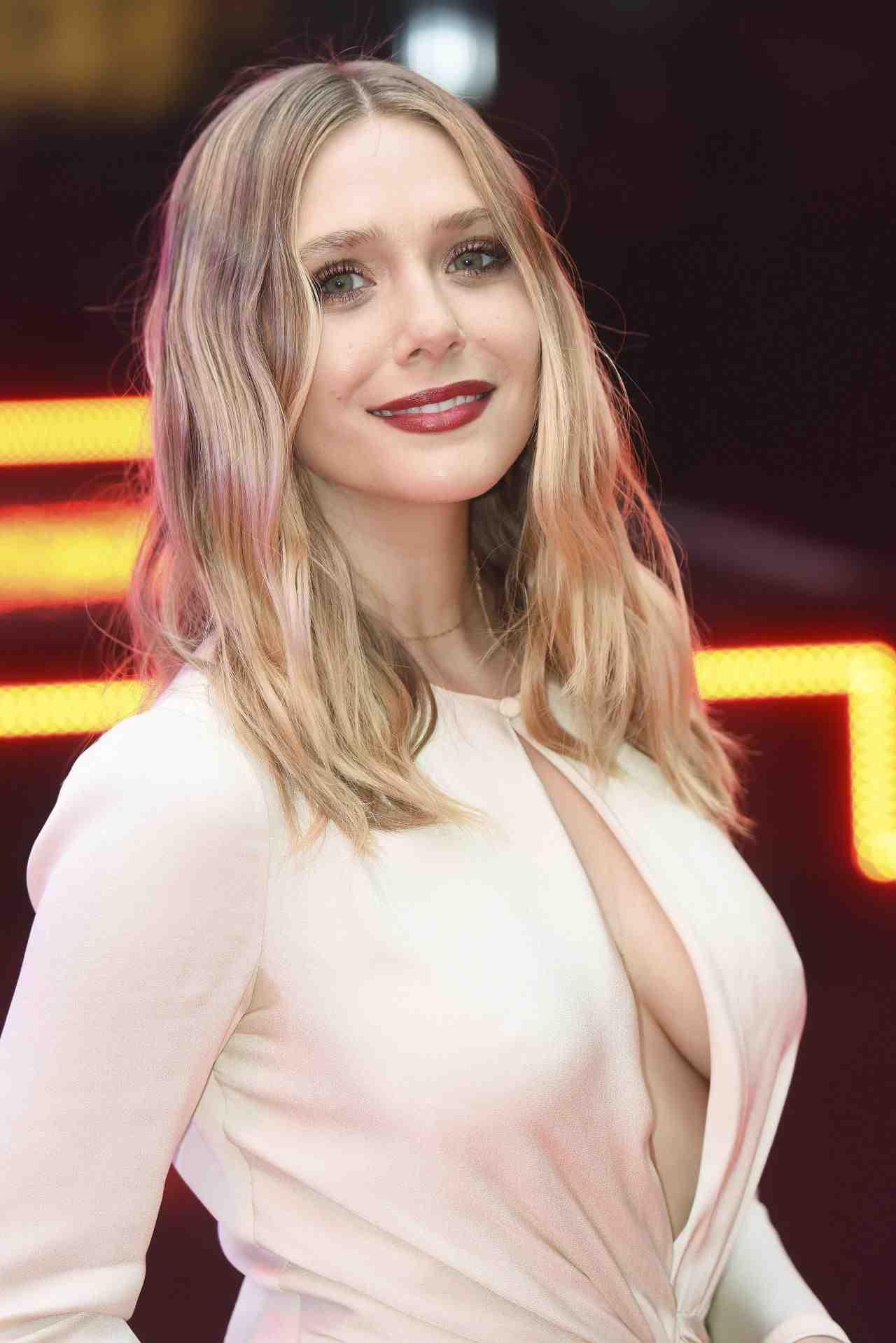 Elizabeth Olsen born February 16, 1989 (age 29)