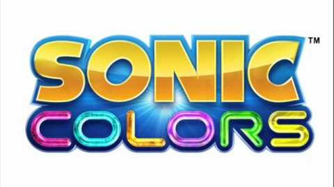 Sonic Colors - Pink Spikes United
