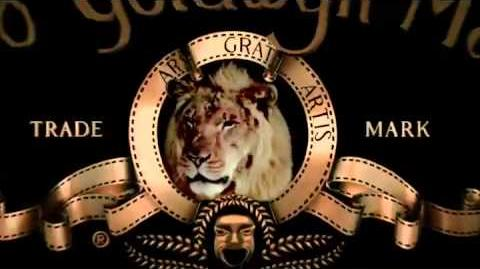 New Metro-Goldwyn-Mayer Logo