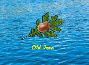 Old Iron Productions 1996-1997 Logo