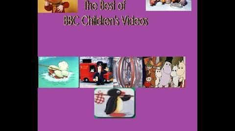 The Best of BBC Children's Videos Vol 1