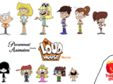 The Loud House Movie/Happy Meal Toys