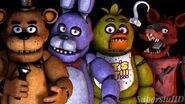 The fazbear gang