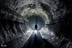 Hidden tunnels