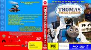 Thomas and the Magic Railroad 2019 Halloween Poster US-0