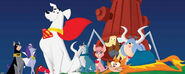 Krypto the Superdog Characters