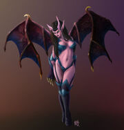 Succubus by Manidiforbice