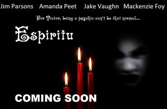 Espiritu poster