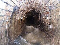 Underground tunnel system