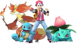 Pokemon Trainer for SSB4