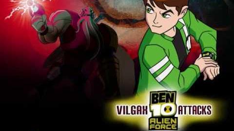 Ben 10 alien force vilgax attacks ost encephalonus IV Battle theme