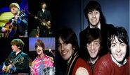 Beatles Biopic cast side by side