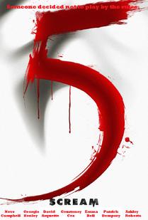 Scream 5 poster 3 by Ednasharon