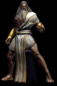 Zeus God of War