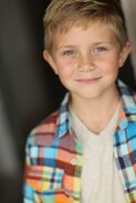 Aiden Flowers as Jaden Harris