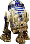 R2-D2 in Episode 8