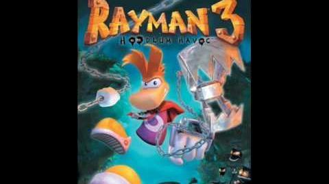 Rayman Returns