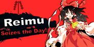 Reimu SSB4 Reveal
