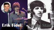Erik as Ringo