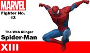 MvCA SpidermanCard