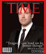 Bruce Wayne (Time Magazine Cover)
