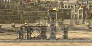 Fire Emblem Coliseum Stage