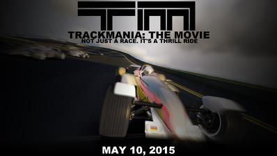 Trackmania Movie Poster