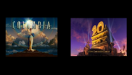 Columbia Pictures and 20th Century Fox