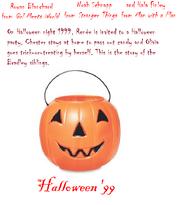 Halloween '99 Poster