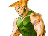 Guile (M.U.G.E.N Trilogy)