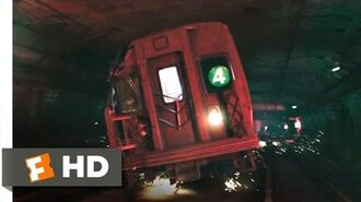 Knowing (4 10) Movie CLIP - Subway Hell (2009) HD