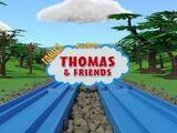 TOMICA Thomas & Friends Shorts