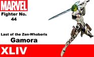 MvCA GamoraCard
