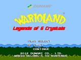 Wario Land: Legends of 6 Crystals