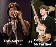 Ardy as Paul