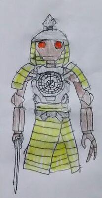 Combat Magitek Automaton TSASA