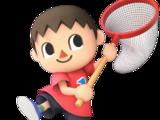 Villager (Animal Crossing) (M.U.G.E.N Trilogy)