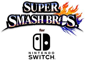 SSB for Nintendo Switch Logo