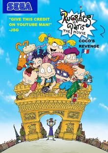 Rugrats im paris 2 dvd