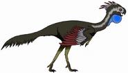 Gigantoraptor erlianensis by deinonychusempire-d47h2qf