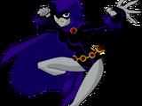 Raven (M.U.G.E.N Trilogy)