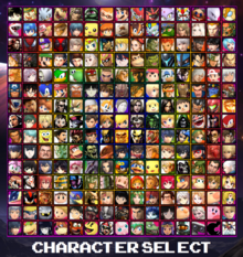 MUGENTrilogy Characterselectscreen